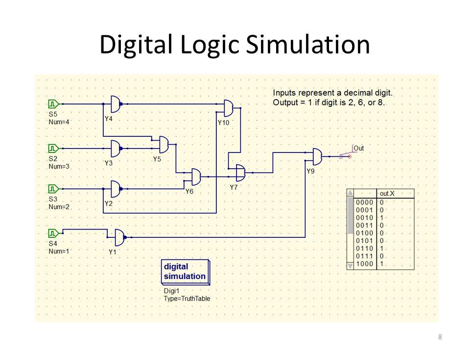 digital logic circuit simulator online circuit and