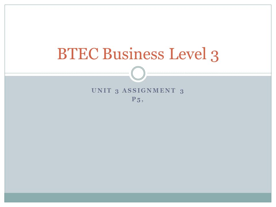 btec l3 unit 3 assignment Btec level 3 applied science help watch  i thought it was assignment 3 but you meant unit 3  unit 3 btec applied science coursework help.