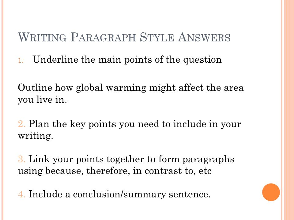 exploring writing paragraphs and essays answer key