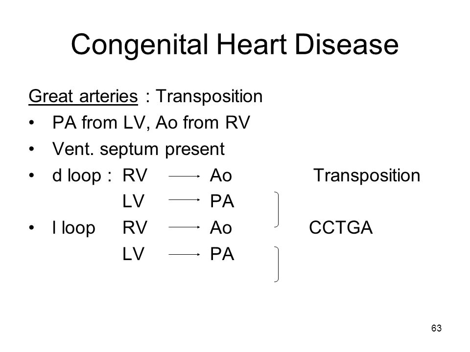 A congenital heart defect CHD also known as a congenital heart anomaly or congenital heart disease is a problem in the structure of the heart that is present at