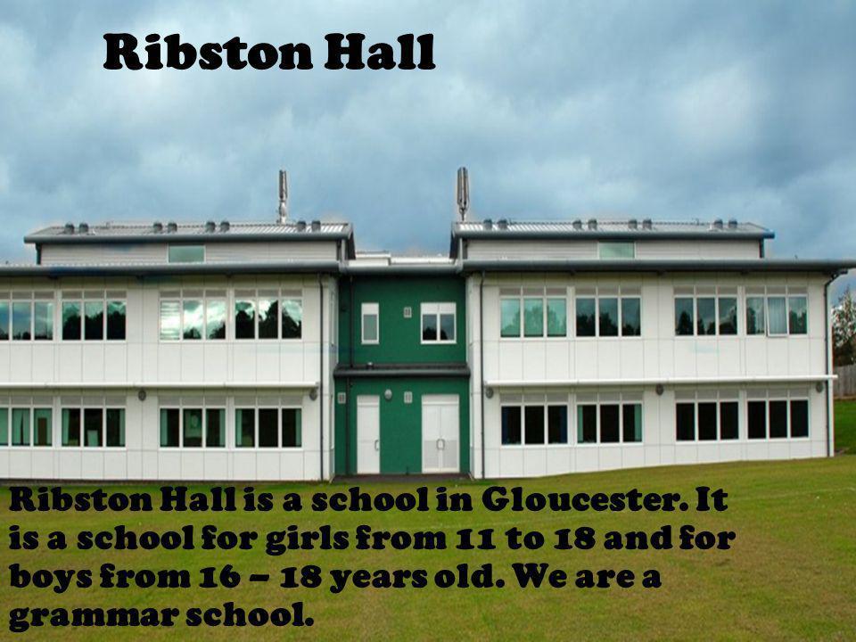 Ribston Hall