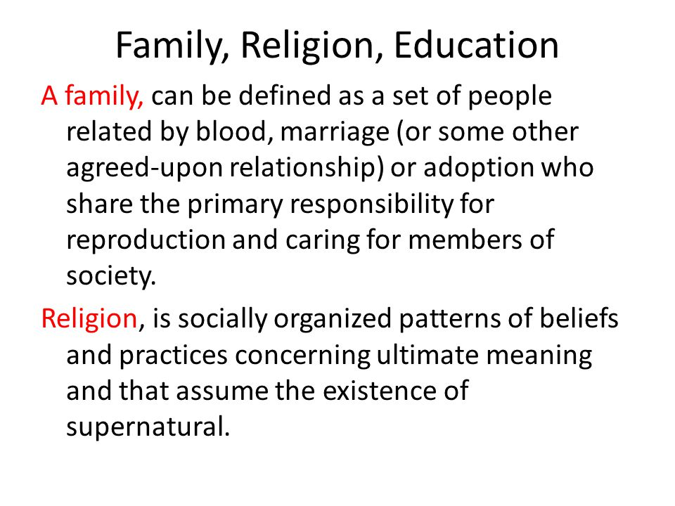 social institutions marriage and the family education religion government and economy Social institutions are patterns of beliefs and behavior centered on basic social needs essentially, different elements of societies examples include, schools, workplace, religious.