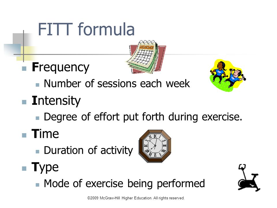 Exercise Physiology & Fitness - ppt download