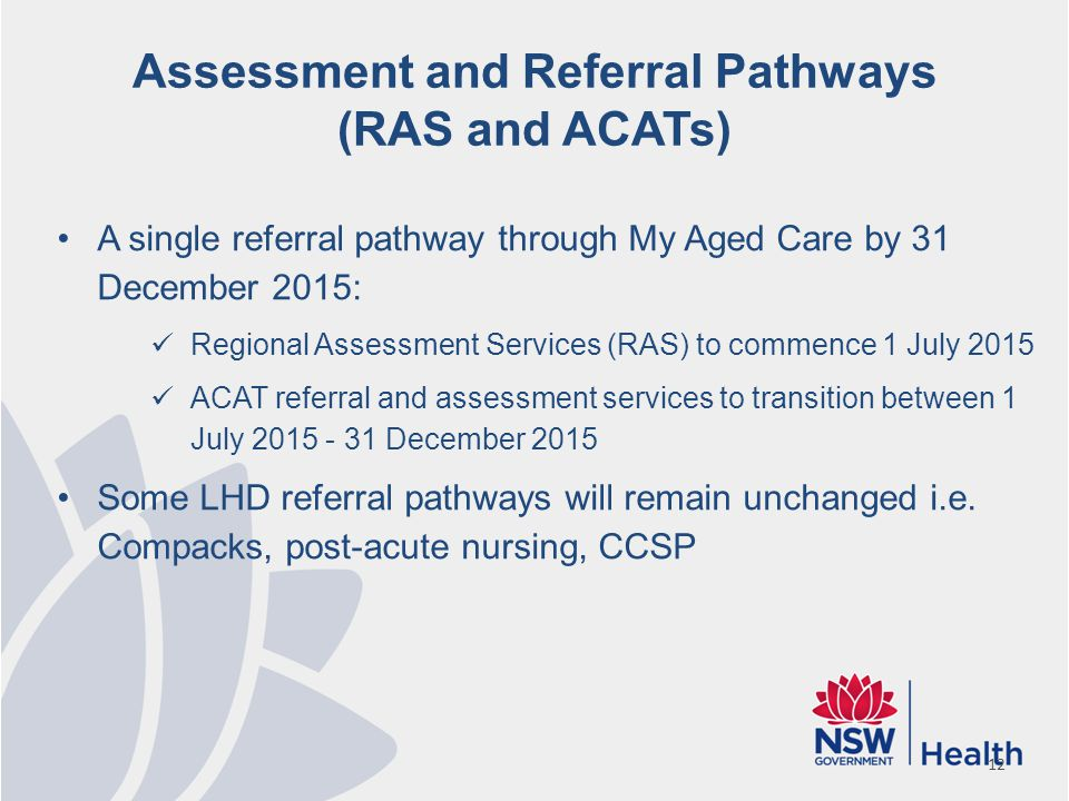 Commonwealth Aged Care Reforms - ppt download