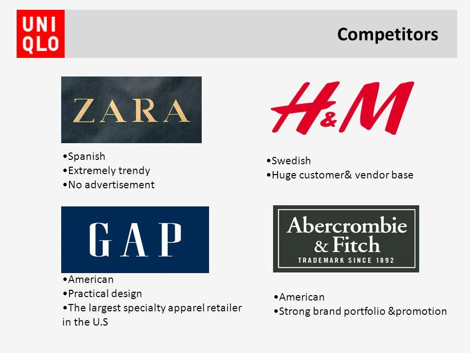 Fashion Apparel—UNIQLO Group 6