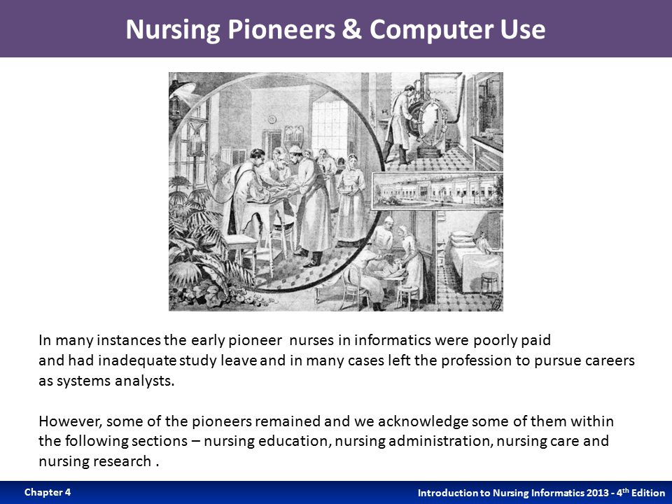 How Are Computers Used in the Nursing Profession?