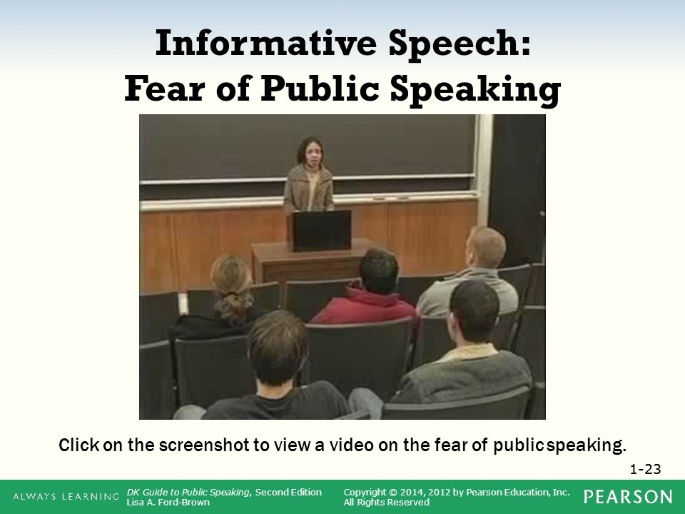 public speaking informative Public speaking informative essay - specific purpose statement: to inform my audience about how the dutch go about in dealing with their social problem central.