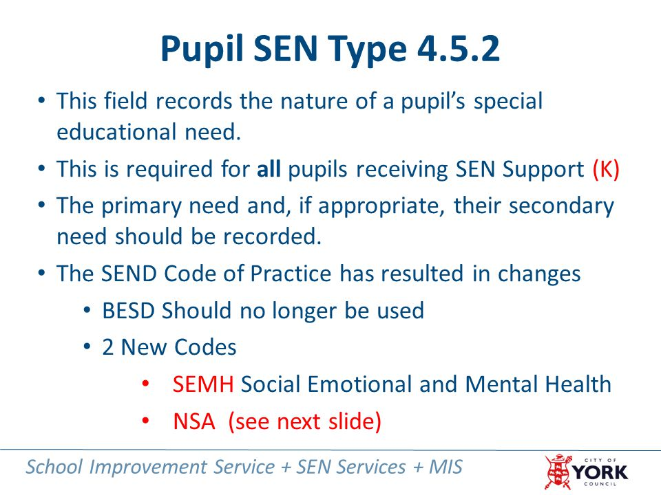 areas of special educational need Learning disabilities g reid lyon abstract of special education composed of disabilities in any of seven specific areas: (1) receptive language (listening), (2) expressive language (speaking) and educational need and currently remains.