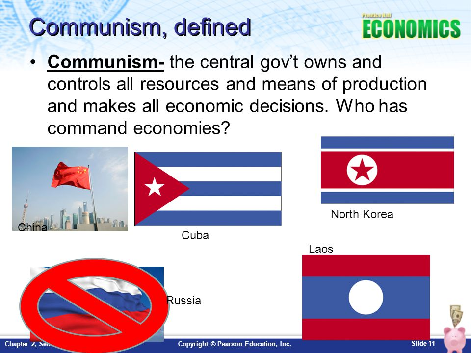 A research on communist economics