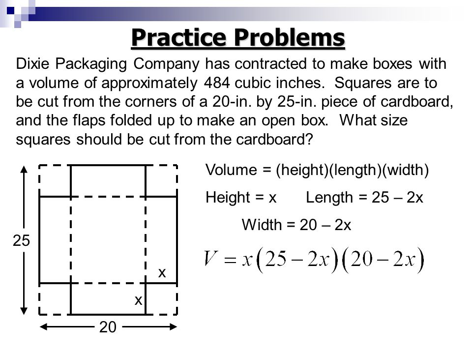 Word Problem Basics Worksheet