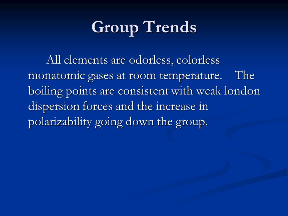 Are All Gases Colorless And Odorless At Room Temperature