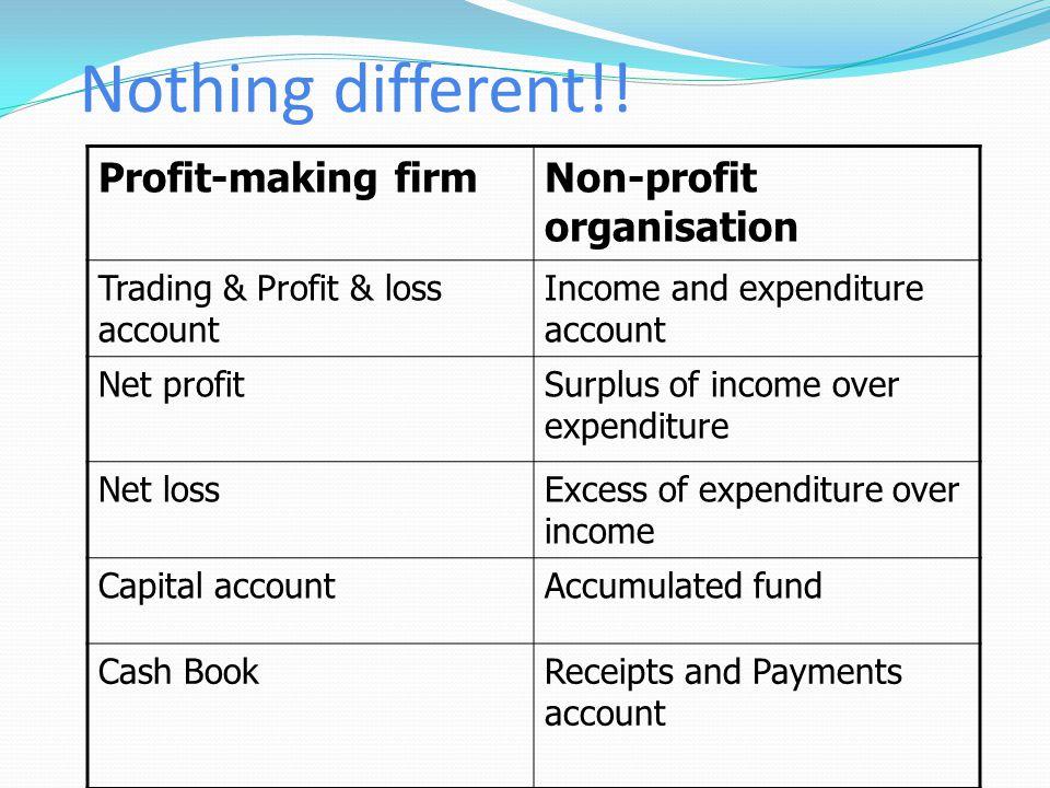 Enterprise Van Rental >> Accounts of Non-Trading Organisations - ppt video online download