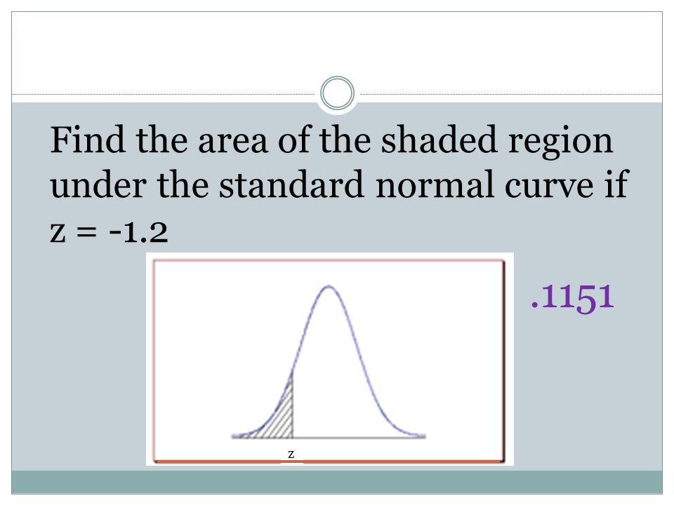 Normal Distributions Review - ppt download