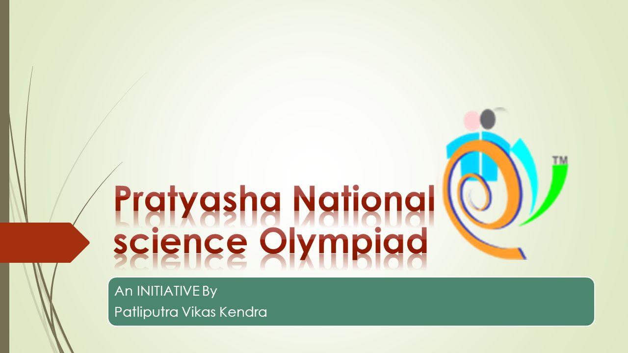 Pratyasha National science Olympiad