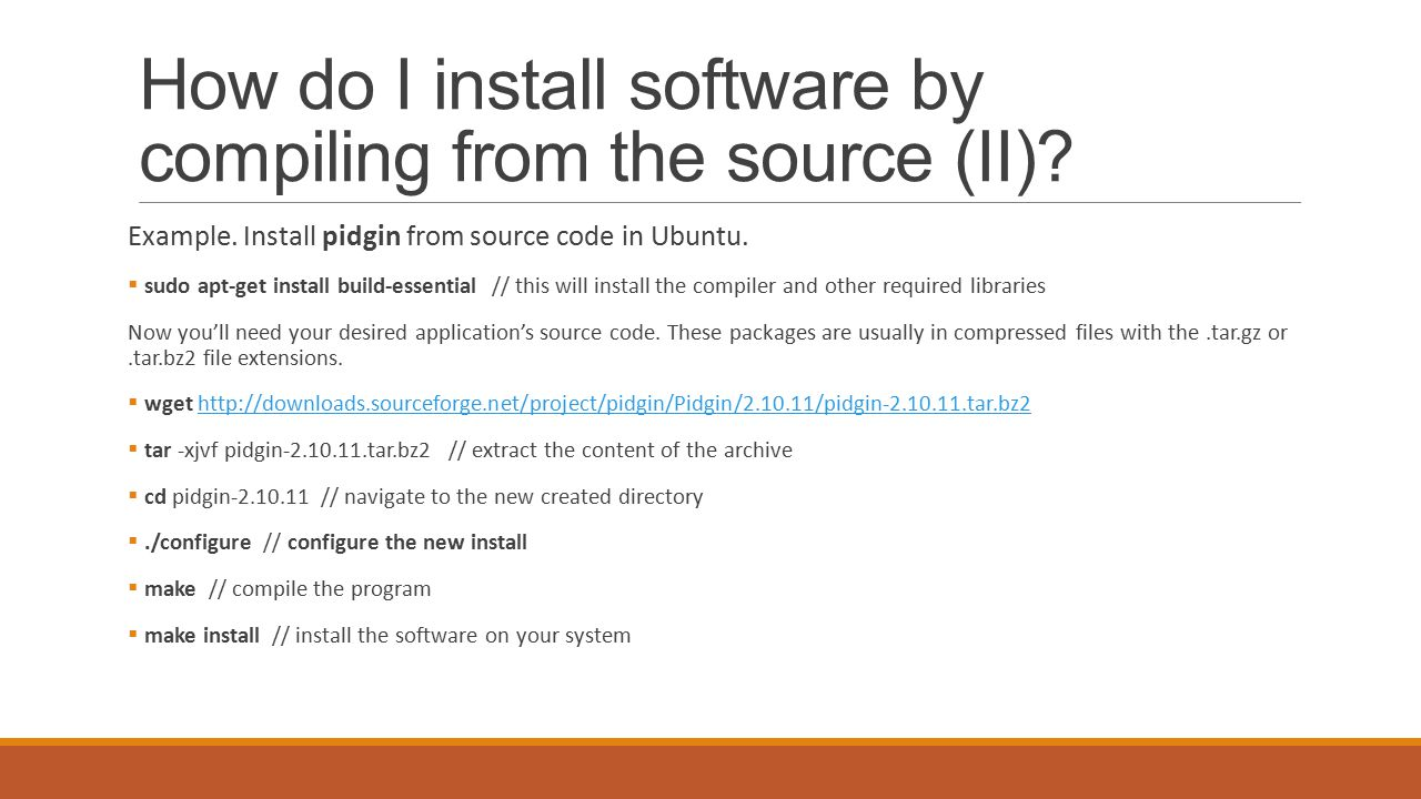ubuntu how to get introduction of a package
