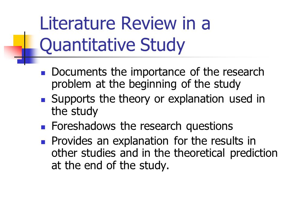 an analysis of a quantitative research domination Quantitative data analysis is helpful in evaluation because it provides quantifiable and easy to understand results quantitative data can be analyzed in a variety of different ways in this section, you will learn about the most common quantitative analysis procedures that are used in small program evaluation.