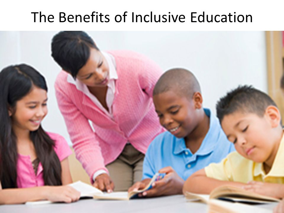 Together We Learn Better: Inclusive Schools Benefit All Children