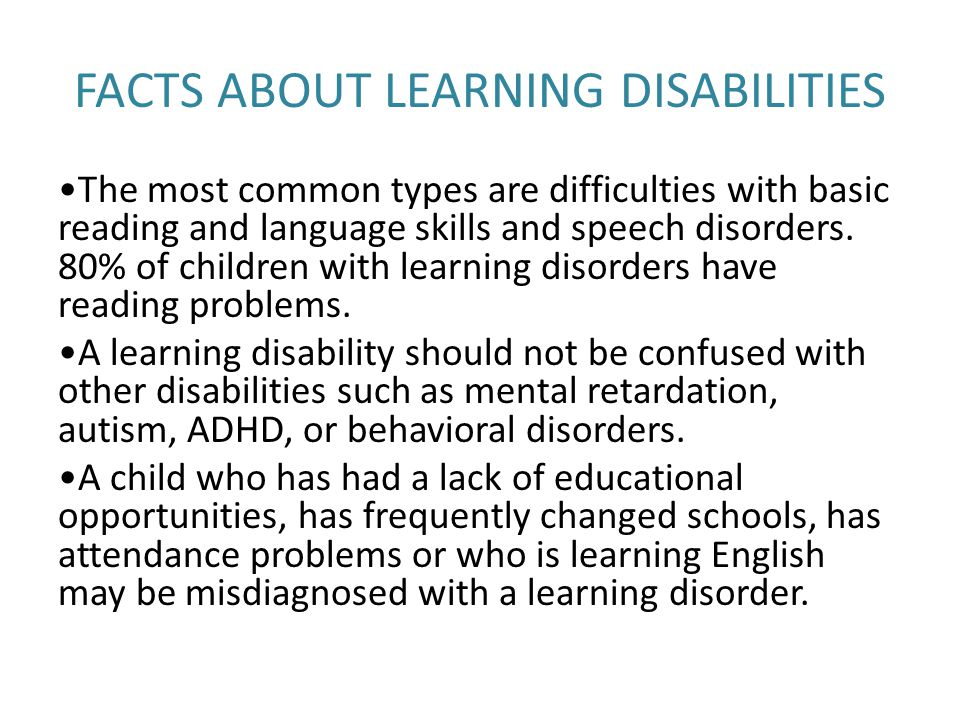 Learning Disabilities and Foreign Language Learning