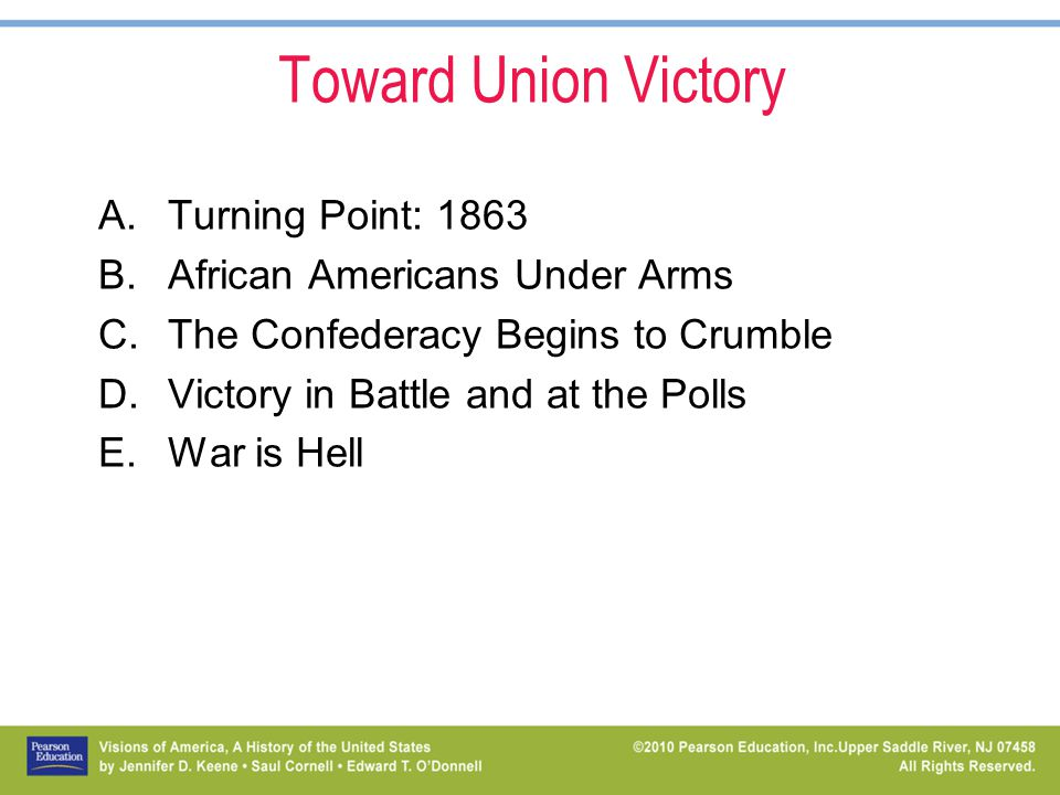turning point for african americans There is widespread disagreement among historians about the turning point of the american civil war a turning point in this context is an event that occurred during.
