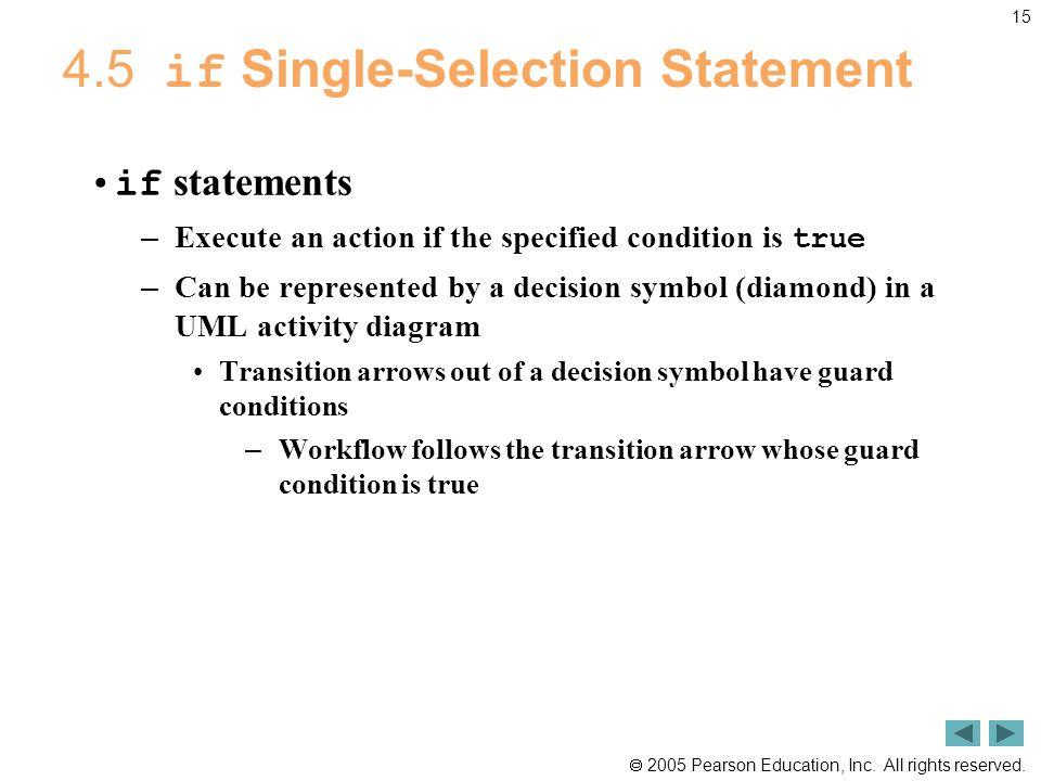 Control Statements: Part 1 - ppt download