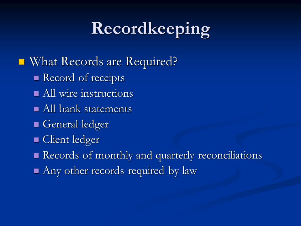 what are the accounting records required Accounting records are important for all types of accounting including financial accounting, cost accounting as well as for different types of organizations corporations, partnerships, llcs, and for not for profits or for profits.