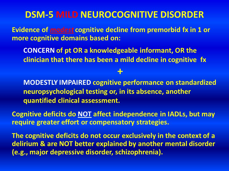 DEMENTIA NEUROCOGNITIVE DISORDER ppt download