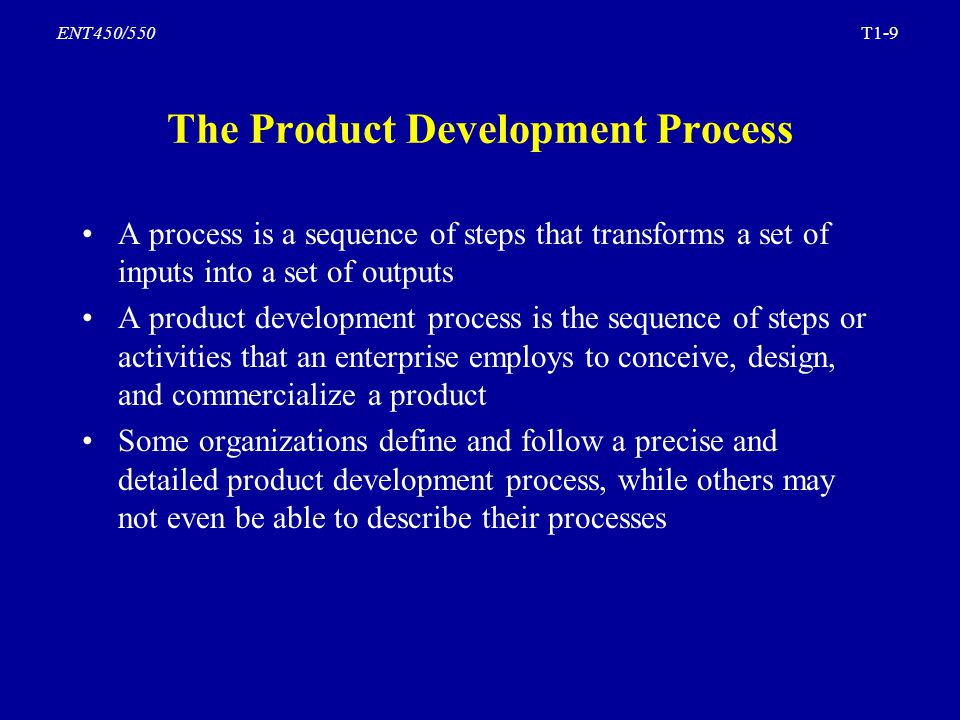 introduction to product design and development pdf