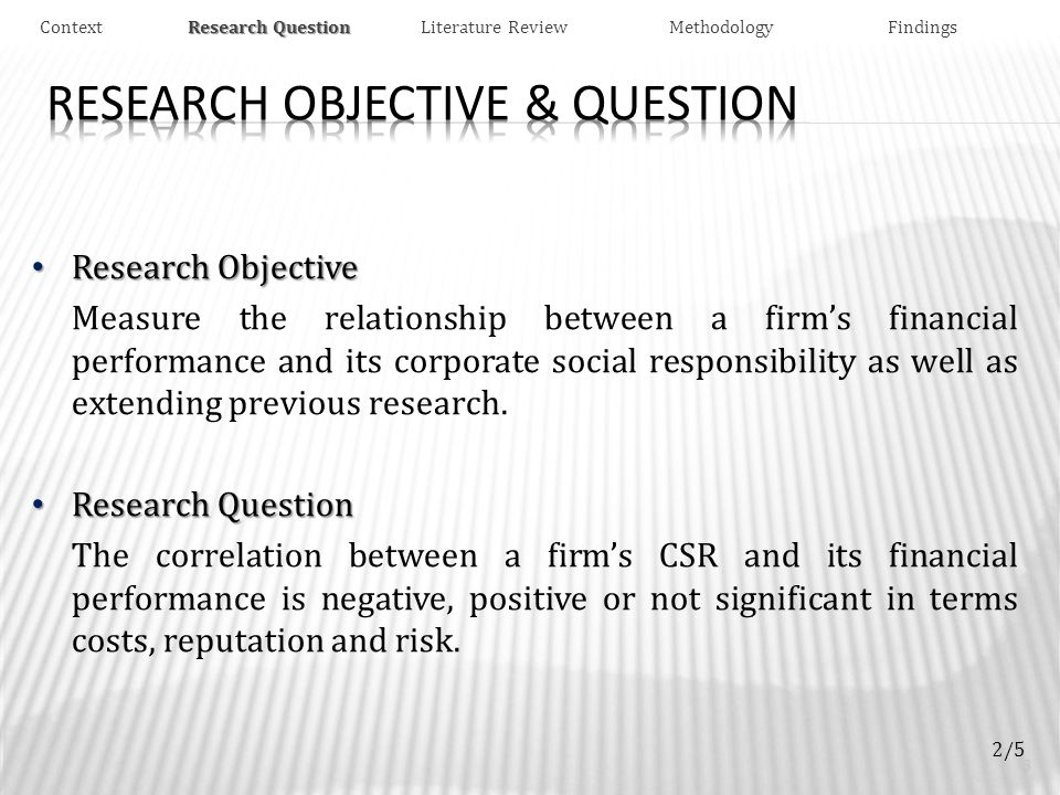 corporate social responsibility and financial performance exploring the relationship
