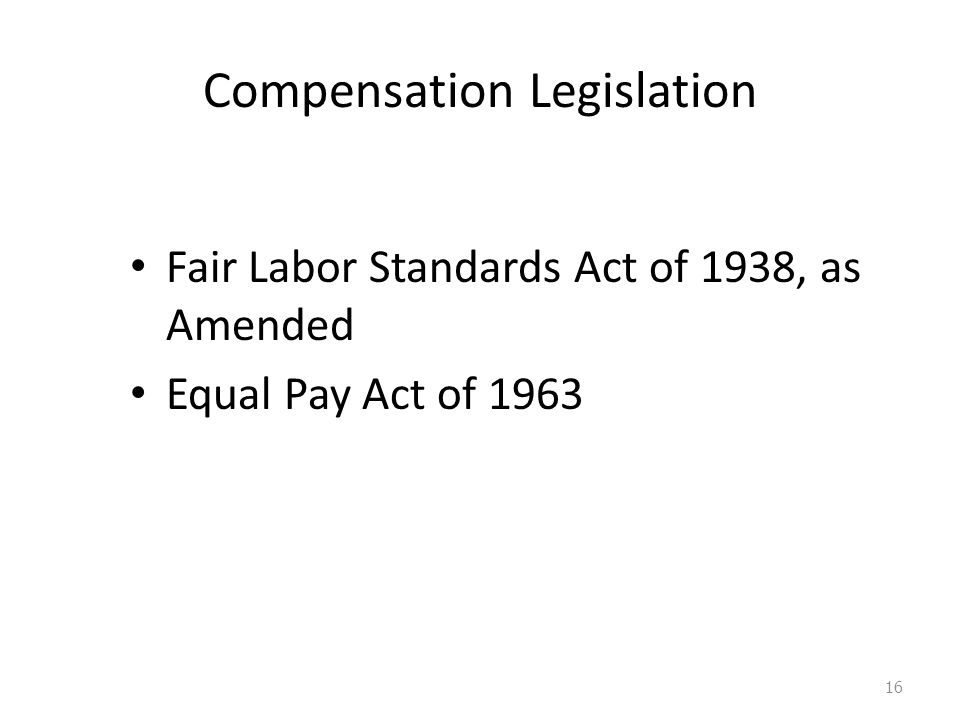 COMPENSATION Part I. - ppt video online download