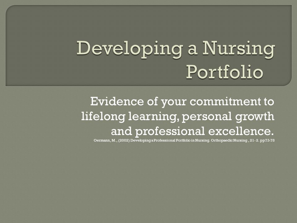 professional development plan as a nurse Nursing professional development specialists are the keys to successful succession planning, managing competing priorities, and effecting cost avoidance these practitioners are more than educators they emphasize safety, quality, efficiency, and effectiveness of practice while rapidly transitioning.