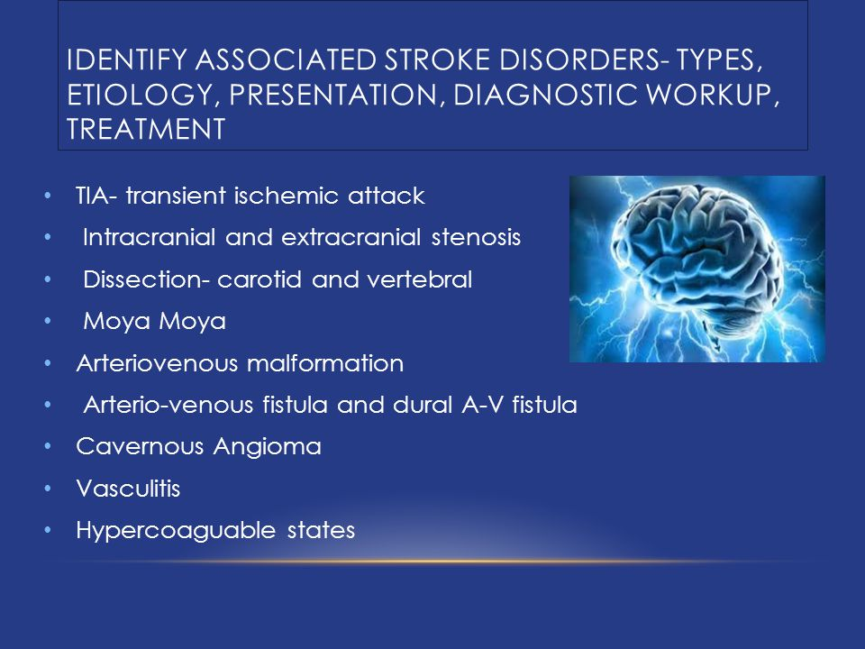 Unique Cerebrovascular Disorders - ppt video online download