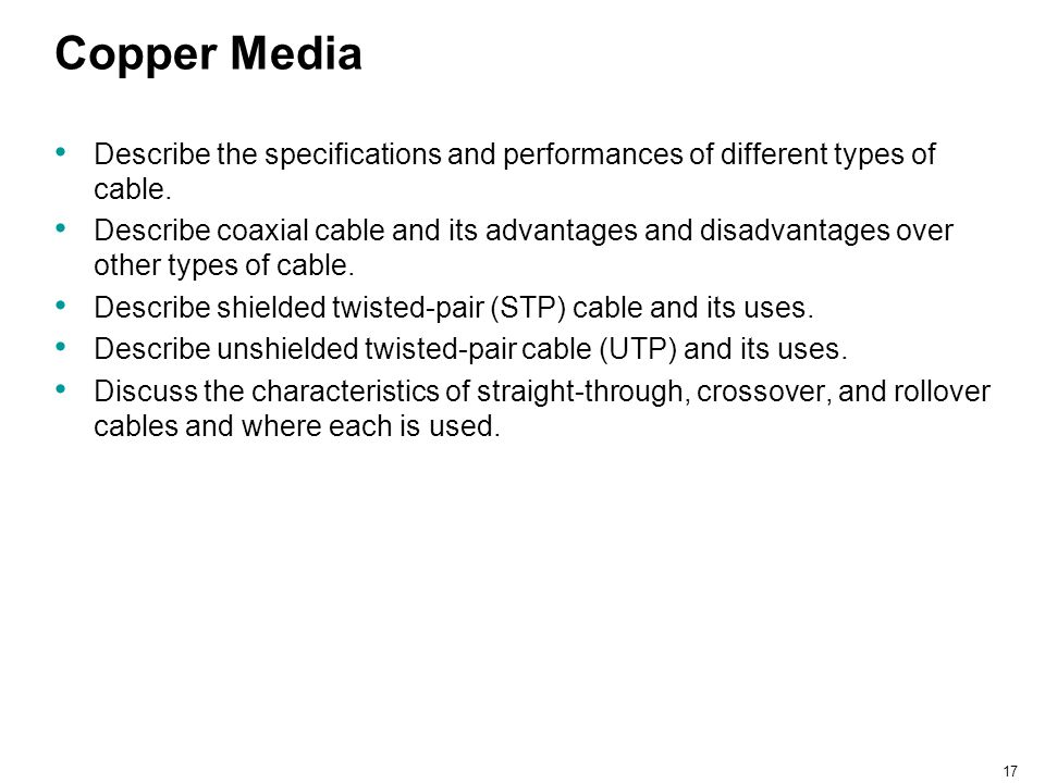 the benefits of twisted pair cable Learn more about the ftp cables or otherwise known as twisted pair cables   networks installers can buy cat 5e ftp or cat 6 cable to gain the benefits of.