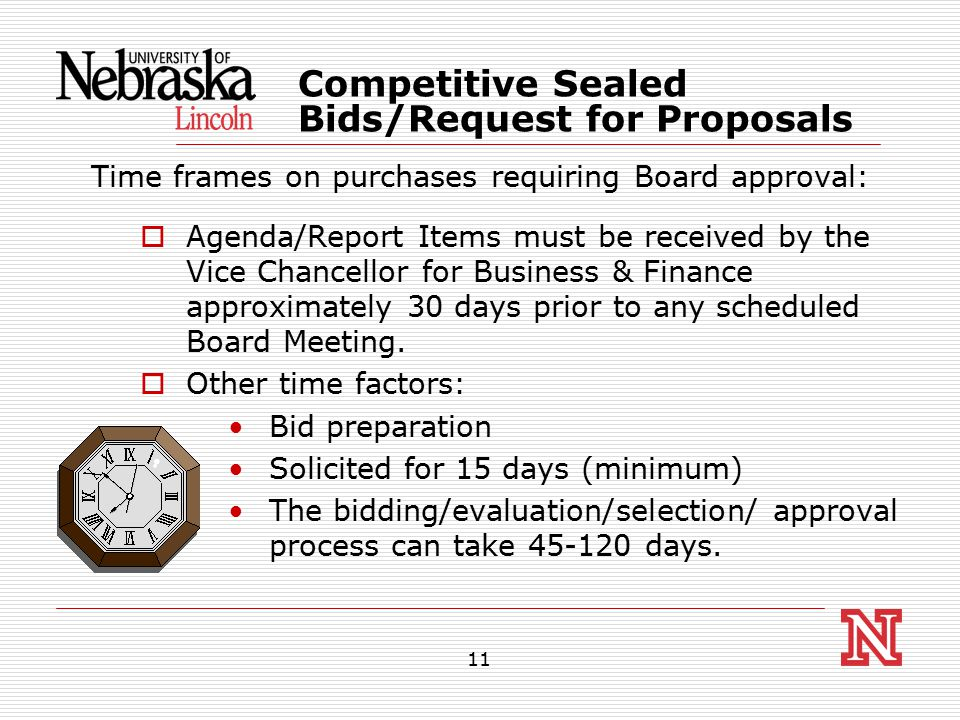 competitive bidding and sealed proposals Requirement that construction contracts be awarded through the processes of  sealed competitive bidding or sealed competitive proposals.