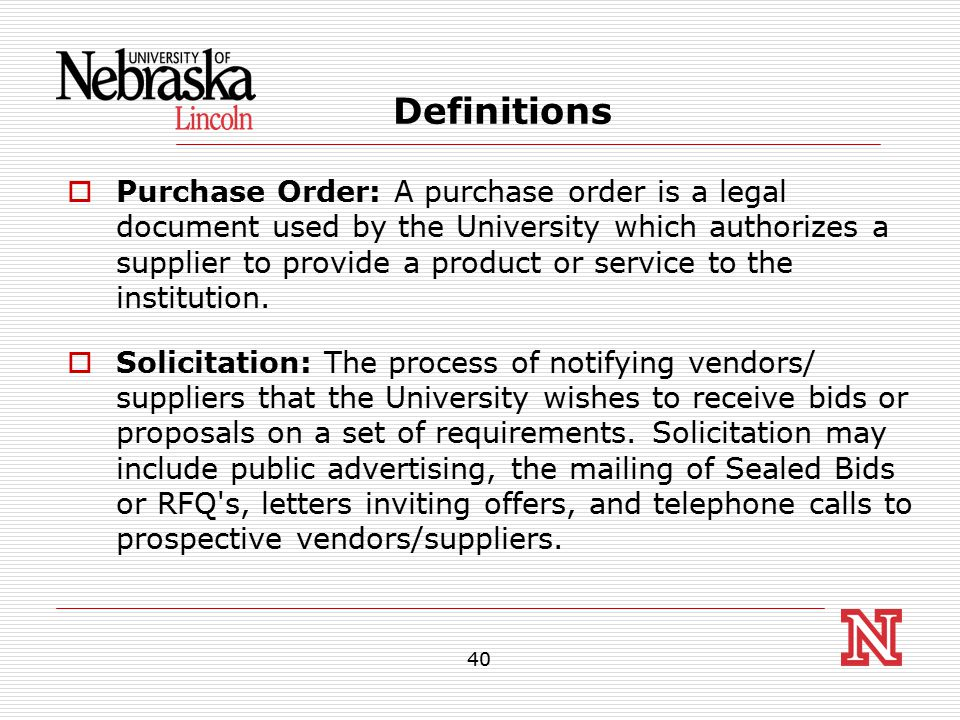 What You Need to Know About the Procurement Process ppt download – Is a Purchase Order a Legal Document