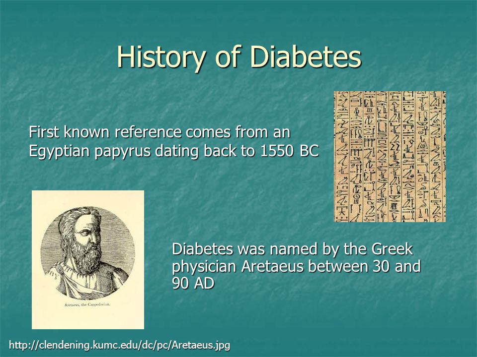 a history and definition of diabetes Definition of diabetes for students : a disease in which too little or no insulin is produced or insulin is produced but cannot be used normally resulting in high levels of sugar in the blood medical dictionary.