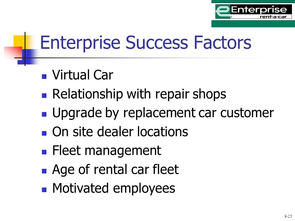 how has enterprise rent a car erac defined The latest tweets from daniel clegg (@dclegg_erac) branch manager - enterprise rent a car - traffic street (u414) nottingham, england.