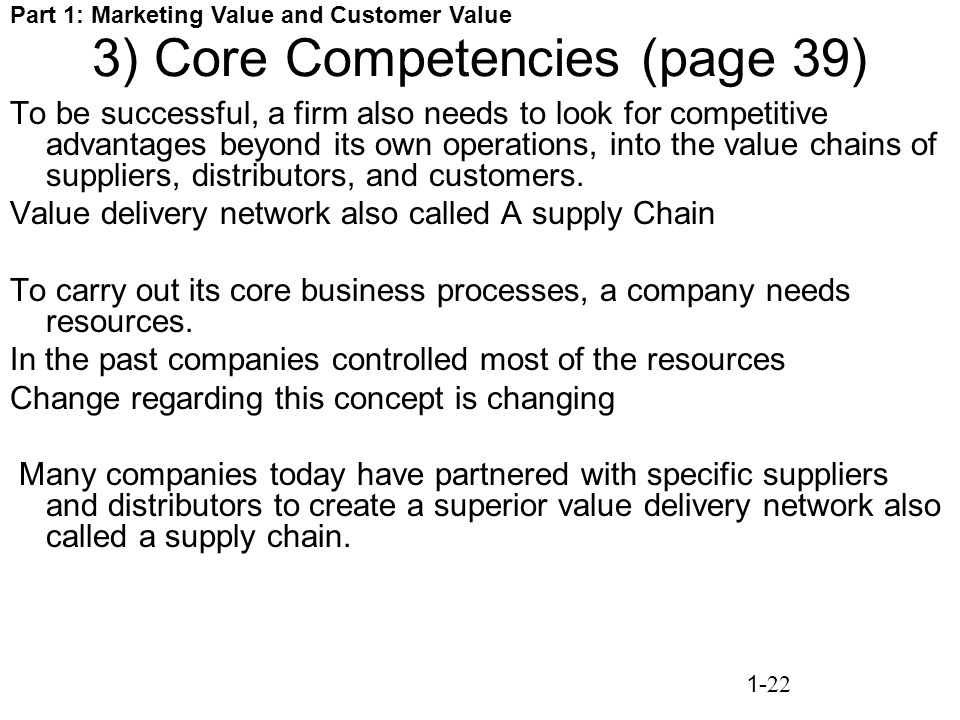 ibm core competencies Established and periodically refreshed a core set of leadership competencies for all ibmers 32 pervasive use of competencies for development, succession planning and selection.