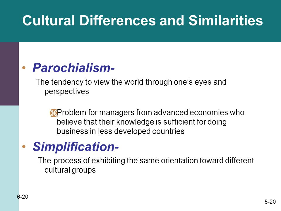cultural differences in business pdf