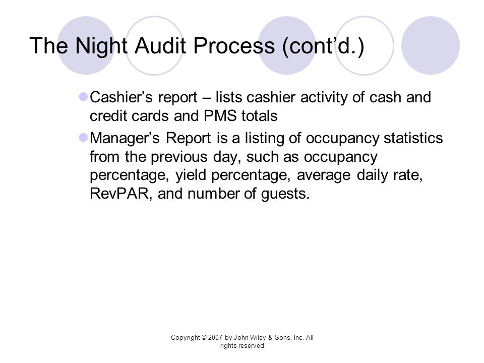 importance of night audit Job description for night auditor in hotels job description  post charges to the guest accounts that have not been posted or were incurred on the night audit shift.