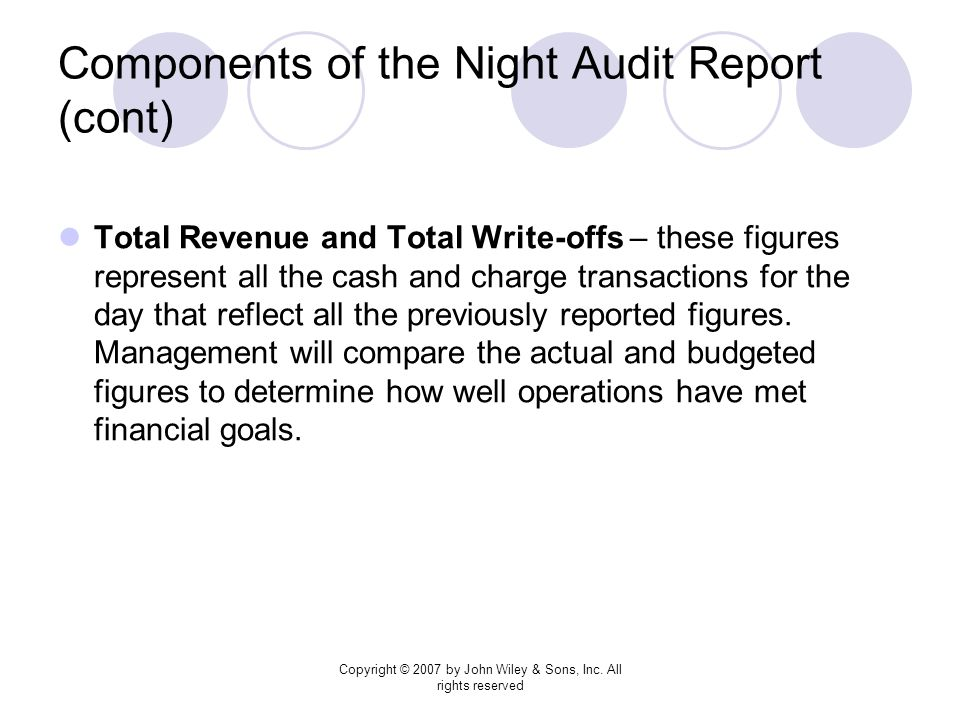 internship report in auditing Audit procedure is mainly a step by step approach as this is a case study on a selected ngos particular project, it will cover a little area of ngo auditing.