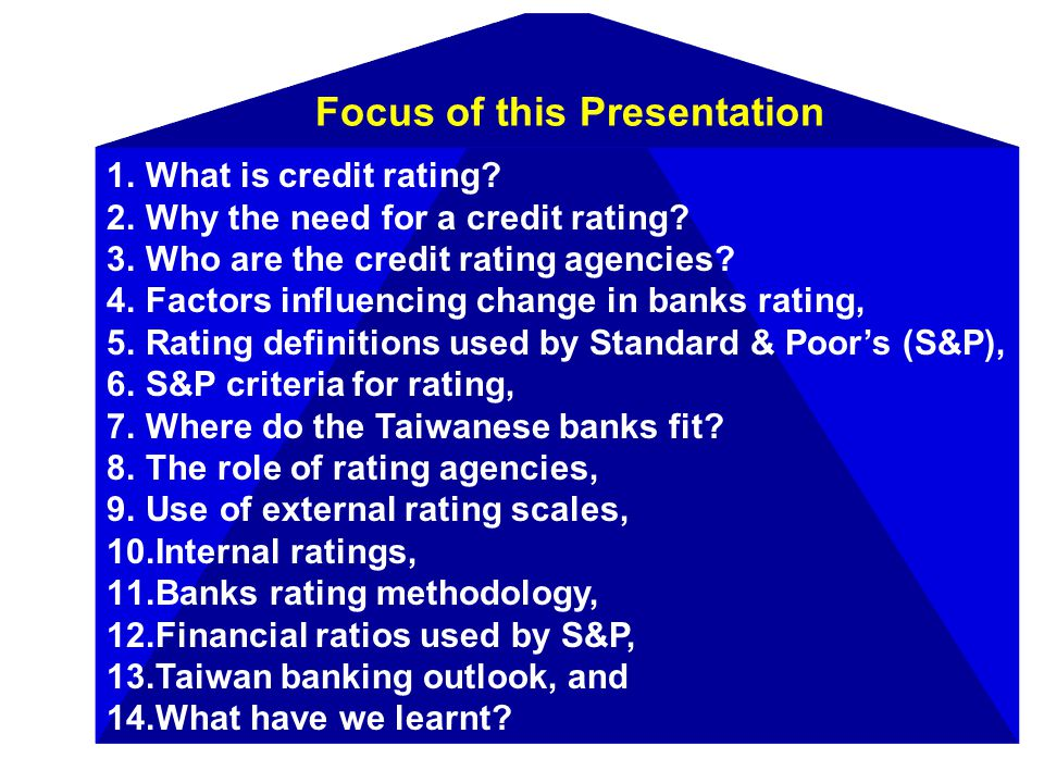 credit rating agencies role in financial Organization (nrsro), financial regulation, financial crisis  dodd-frank act  abstract credit rating agencies (cras) play a central role in the debt (bond.