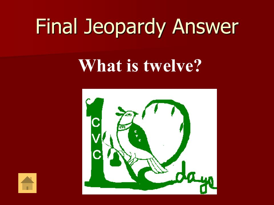 Free final jeopardy song download