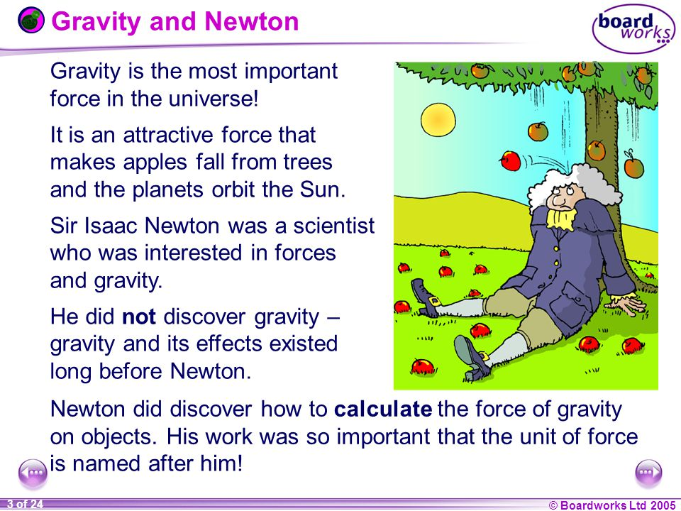 gravity isaac newton and astronomy - photo #39
