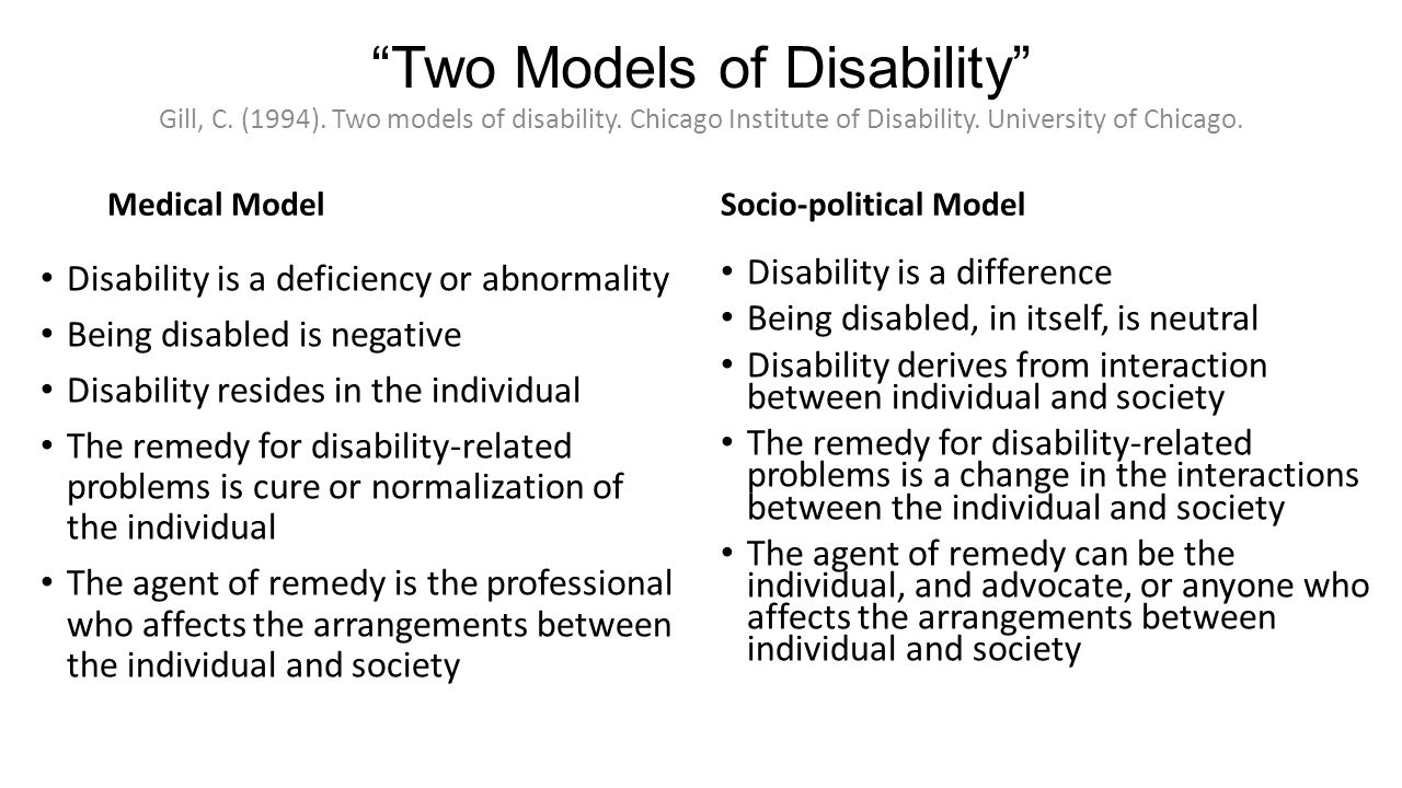 College Students and Disability Law