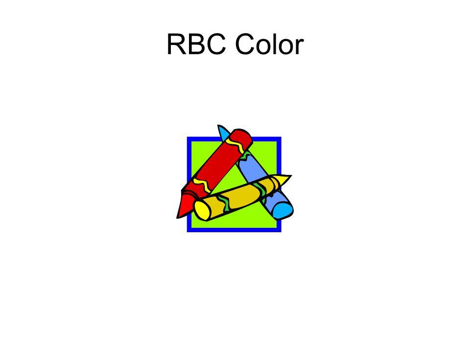 RBC Color