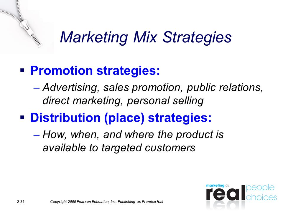 personal selling strategies Every salesperson comes up with a unique technique these individual strategies are usually a version of one of these five basic sales approach methods.