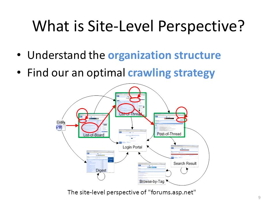 What is Site-Level Perspective