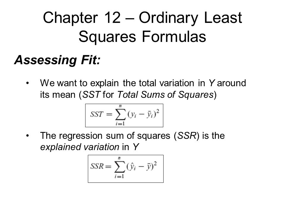 statistics formula sheet regression 100+ online courses in statistics alphabetical statistical symbols: symbol text equivalent meaning formula link to glossary (if appropriate) a y- intercept of least square regression line a = y bx, for line y = a + bx regression: y on x b slope of least squares regression line b = ¦ ¦.