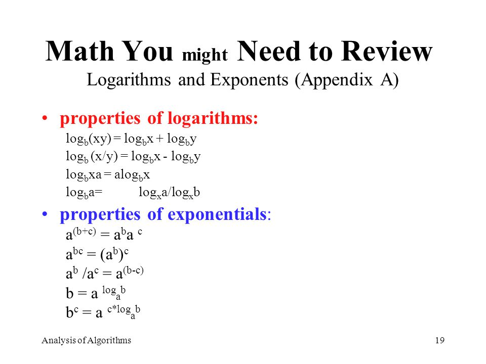 Analysis Of Algorithms Ppt Download