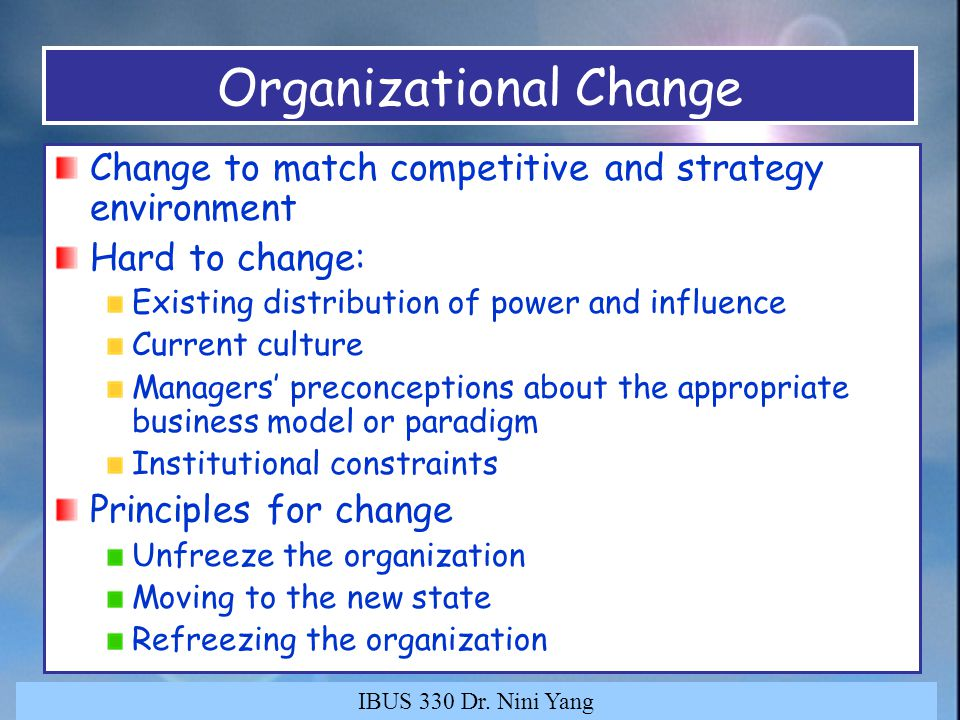 organizational culture and institutional transformation Institutional culture with organizational success (chaffee & tierney, 1988 peterson, cameron, jones, mets, & ettington, 1986) further effect of institutional culture on change strategies, these institutional.